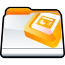 microsoft,powerpoint,folder icon