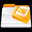 microsoft,powerpoint,folder icon