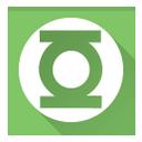 green latern, lantern, green icon