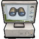 peripheral,less,workstation icon