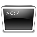 Applications Terminal icon