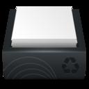 recycle,bin,full icon