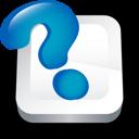 Adobe, Center, Help, Mark, Question icon