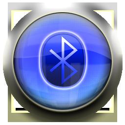 blue, bluetooth icon