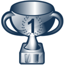 trophy, cup, prize icon