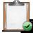 clipboard, check icon