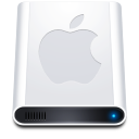 Disk HD Apple icon