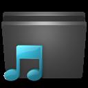 Folder, Music, My, Px icon