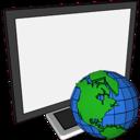 monitor,web icon