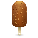 icecream, chokolate icon