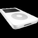 ipod,blanc,apple icon