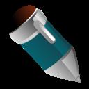 write, edit, ballpoint, pen icon