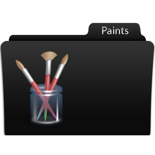 paint, draw, painting icon
