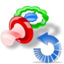 Pacifier, Reload icon