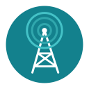 citycons, tower, signals icon