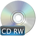 disk, disc, cd, save, rw icon