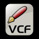 vcalendar,vcf icon