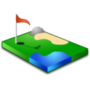 Golf Field icon
