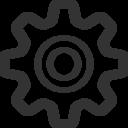 Settings program icon