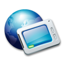 network, place, my network icon