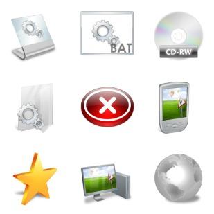 Radium icon sets preview