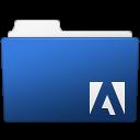 Adobe, Folder, Photoshop icon