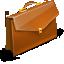 case, travel, briefcase, suitcase, job, career icon