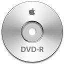 r, dvd icon
