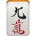 mahjong, man icon