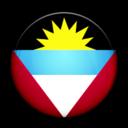 flag,antigua,and icon