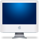 iMac Blue Screen icon