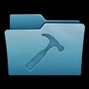 Developer, Folder, Mac icon