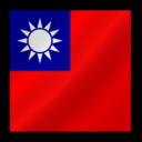 Republic of China flag icon