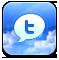 Alt, Twitter icon