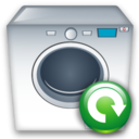 Machine, Reload, Washing icon
