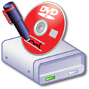 drive, dvdr icon