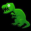 tyrannosaurus,rex,dinosaur icon