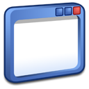 luna, windows icon