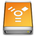 firewire,drive icon