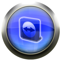 teamviewer, blue icon