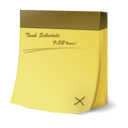 task,schedule icon