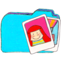 Osd folder b photos icon