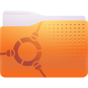 folder, remote, nfs icon