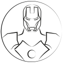 emotion, ironman, stark, marvel hero, avatar icon