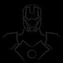 emotion, ironman, stark, marvel hero, avatar icon