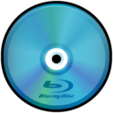 blue,ray,disc icon