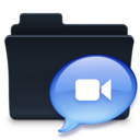 chat,folder,badged icon