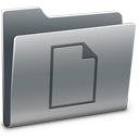 file, document, folder, paper icon