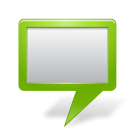Map Marker Board Chartreuse icon