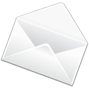 stock, letter, mail, envelop, email, message, open icon